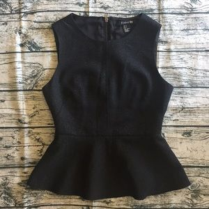Forever 21 flare top